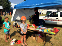 2015/08-12 NSFD at Bonner County Fair