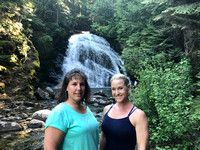 2017/07-09 Snow Creek Falls Hike