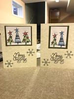 2016/11-19 COC Ladies Day Card Making for Christmas