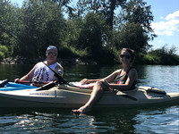 2017/07-02 Dan Birthday Kayak Trip